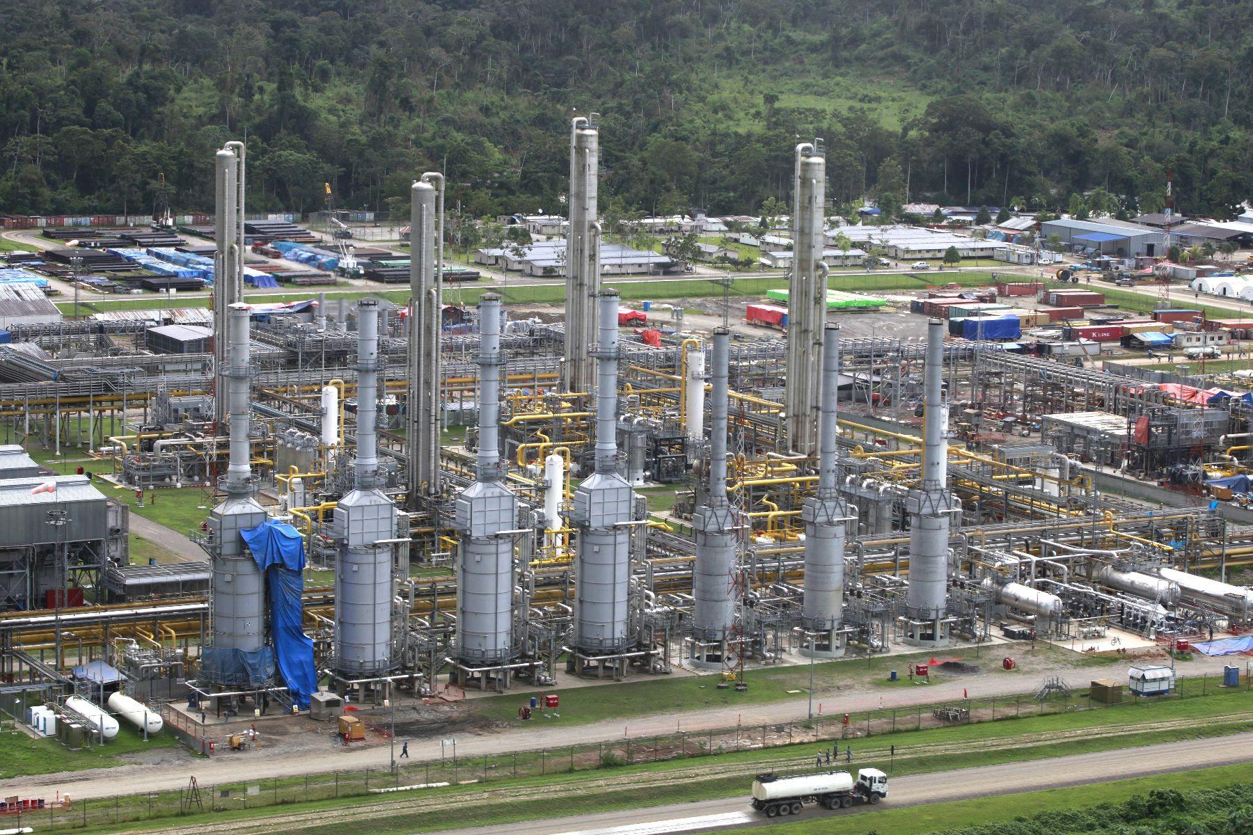 Gas Peruano
