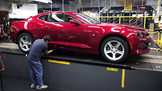 U.S. manufacturers see strongest growth in more than two years, ISM finds