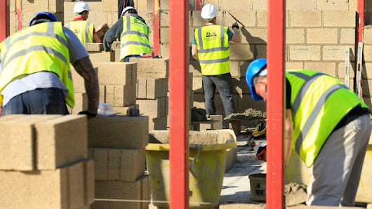 Activity in construction sector continues to rise