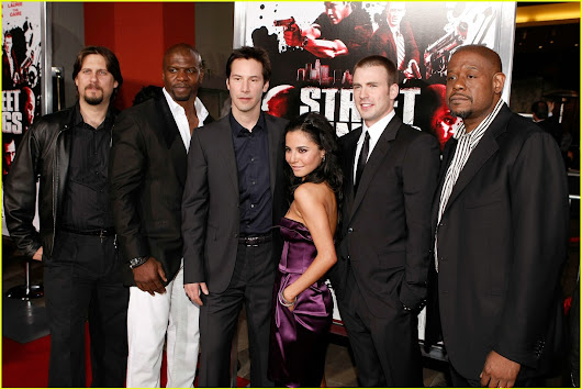 Image: Streets Kings' Premiere: Photo 1045091 | Chris Evans, Forest ...
