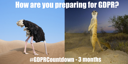 The GDPR Countdown Clock is Ticking - Is Your Business Ready?