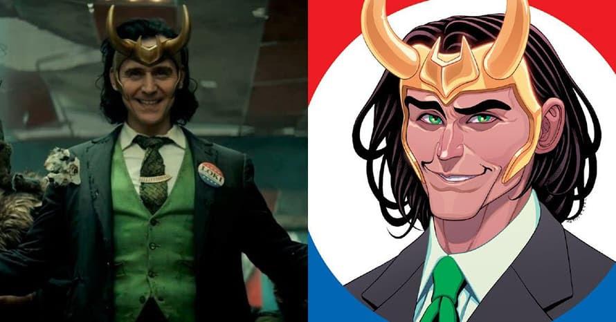 Loki Tom Hiddleston President