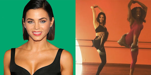 Here's What Jenna Dewan Tatum Actually Does During Her Workouts | SELF