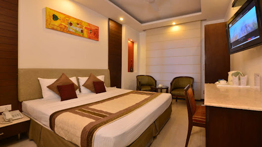 Rooms | Hotel Le ROI Delhi | Budget Hotels in Paharganj
