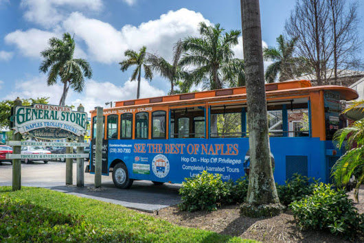 Naples, Florida Sightseeing Trolley Tours | Must Do Visitor Guides