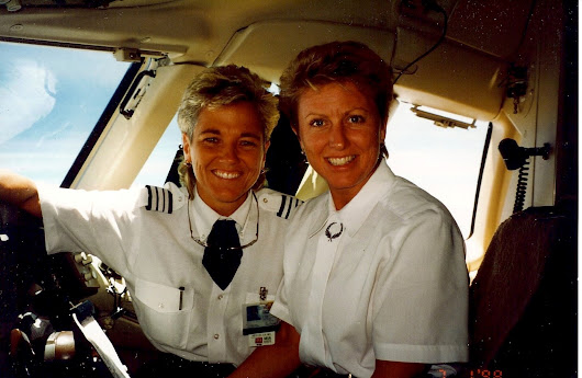 Never too late to follow your dreams, says AA chief pilot Kathi Durst - Runway Girl