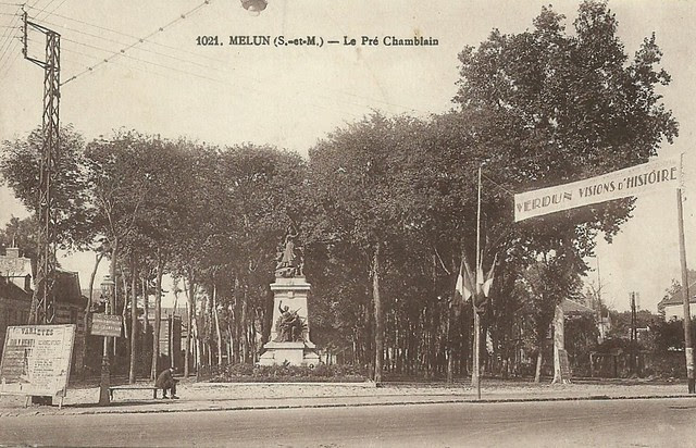 Verdun, Visions d'histoire shown in France