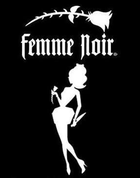 Femme Noir Logo