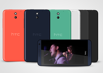 MWC '14 - HTC's new mid-range Desire 610 & 816 - News & Reviews