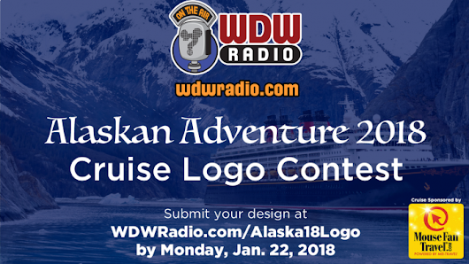 "Create a logo for the WDW Radio Alaskan Adventure Cruise and WIN a ""Mystery Box"" Disney prize package! - WDW Radio"