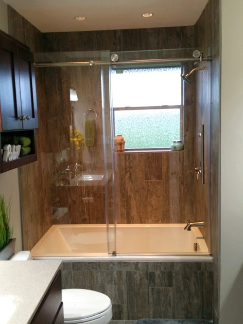Modern Rustic Bathroom Home Design Ideas, Pictures ...