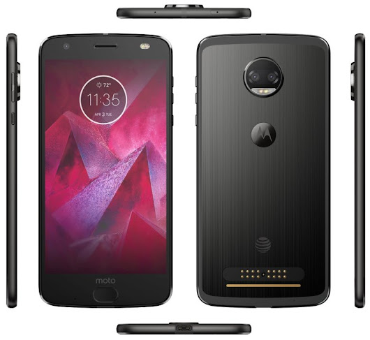 Thinner Moto Z2 Force loses over 20% battery capacity; U.S. version has worst specs