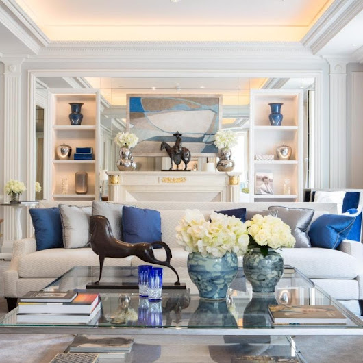 Dream Suite: Four Seasons George V Paris's Presidential Suite 301