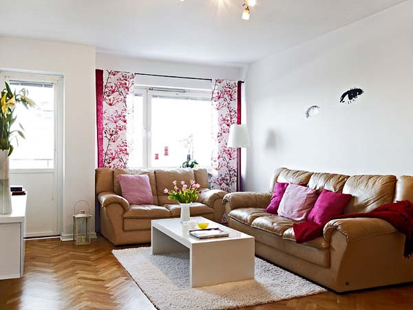 Living Room Designs in Apartments For Families - Modern ...