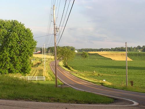 Ohio Farm Fields