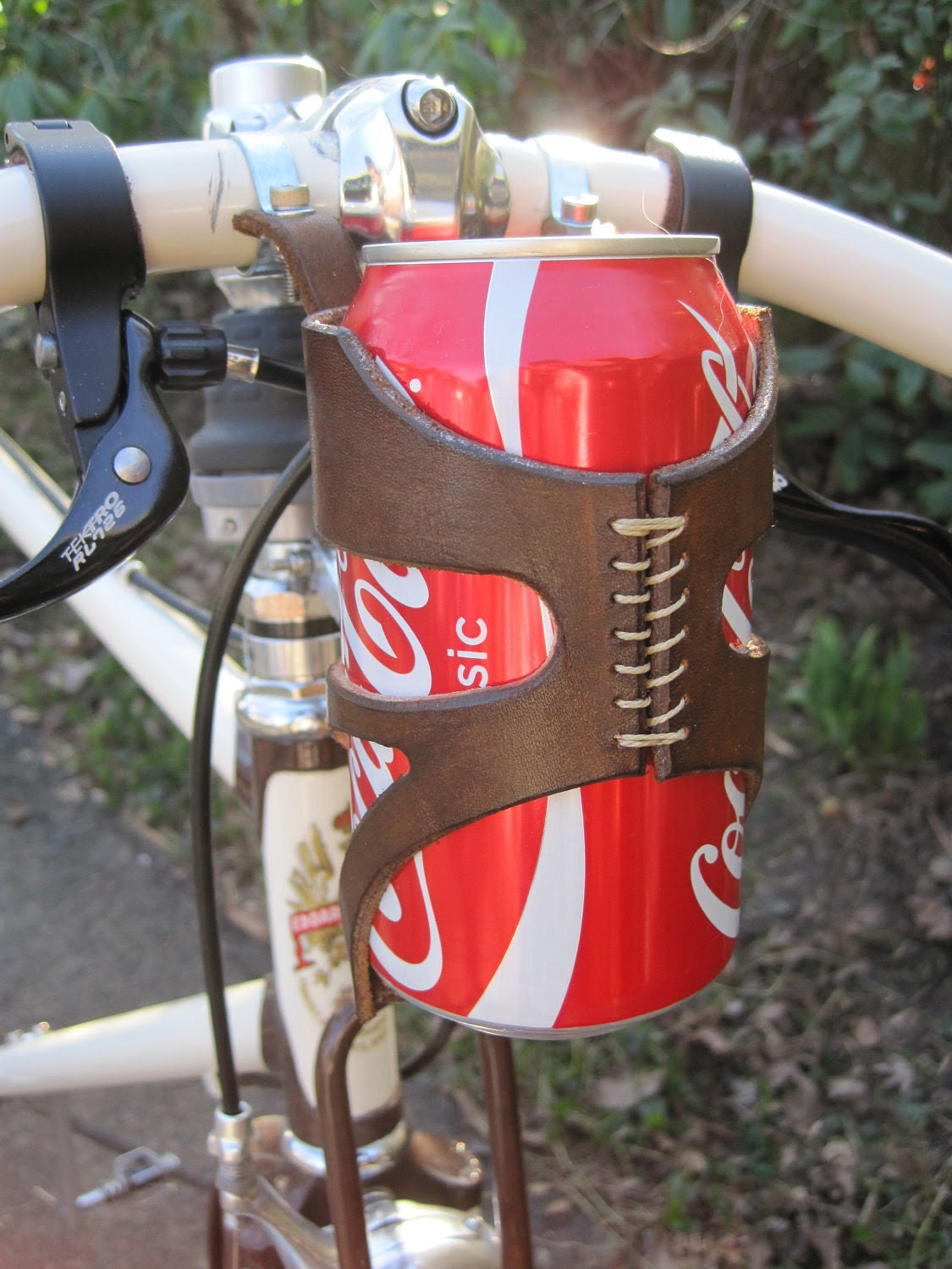 Bicycle Can Cage
