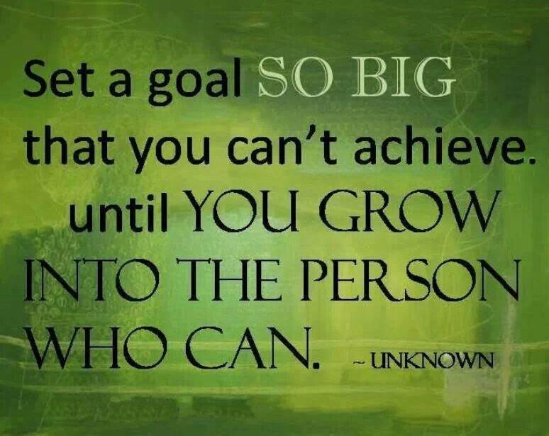 Inspirational Quotes Achieving Goals Quotes. QuotesGram