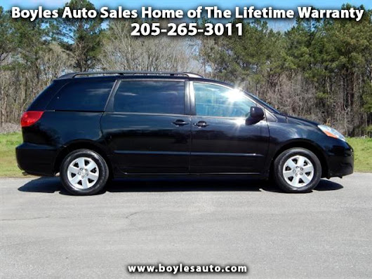 Used 2009 Toyota Sienna for Sale in Jasper AL 35501 Boyles Auto Sales
