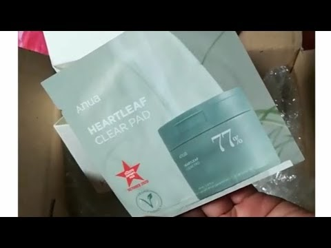 Anua Sample Kit Unboxing   Janessa Pablo   Czyphr Productions