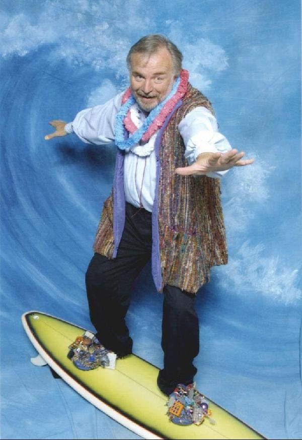 The Surfing Storyteller