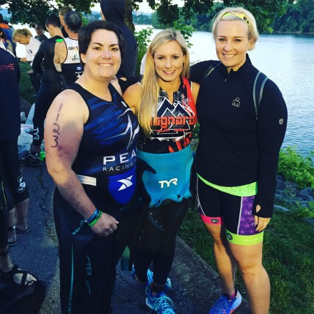 Ironman Chattanooga 70.3 and Scared Sh*tless