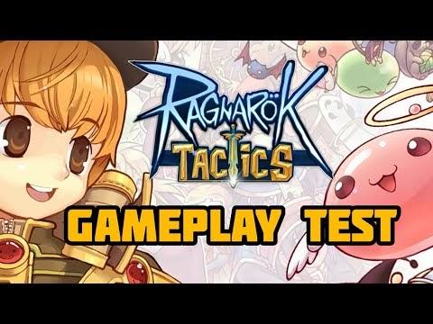 Ragnarok Tactics | Gameplay Test | Budoxe Gaming