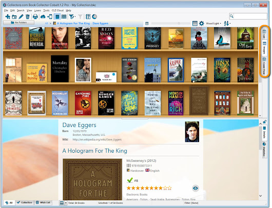 Book Collector for Windows Features and Screenshots