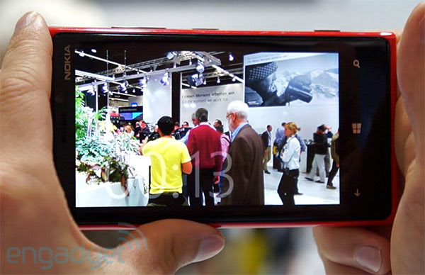 Lumia 920 tem excelente câmera (Foto: Reprodução)