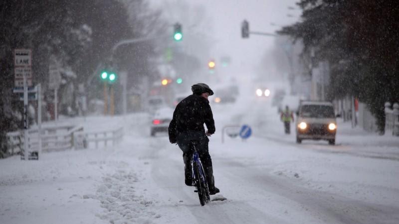 Neuseeland: Hauptstadt versinkt im Schnee | RTL.de
