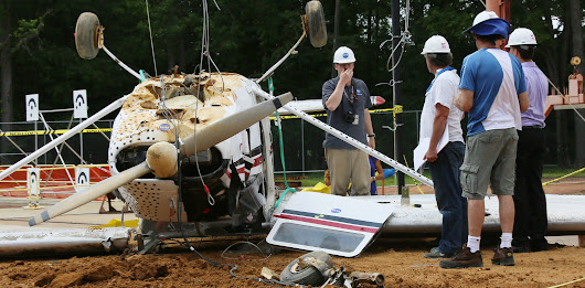Second Crash Test Harvests Valuable Data to Improve Emergency Response