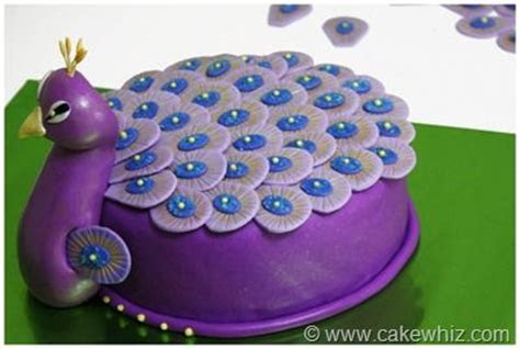 Peacock Cake Pictures, Photos, and Images for Facebook