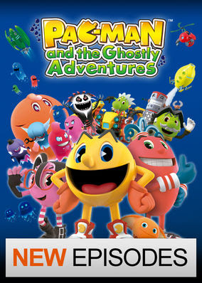 Pac-Man and the Ghostly Adventures - Season 2