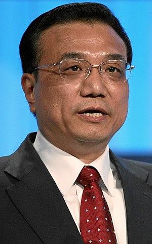 Li Keqiang, Chinese politician