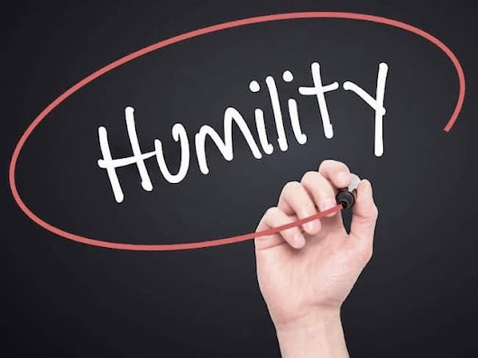 Humility Is A Trait That All Christians Must Possess - biblearena