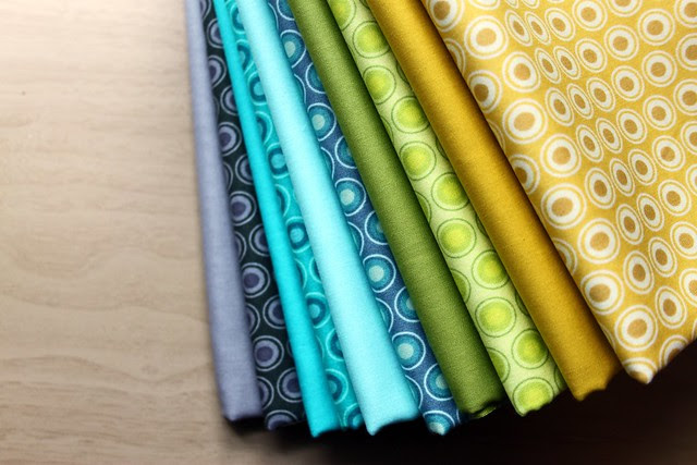 New Art Gallery Fabrics -- so pretty!