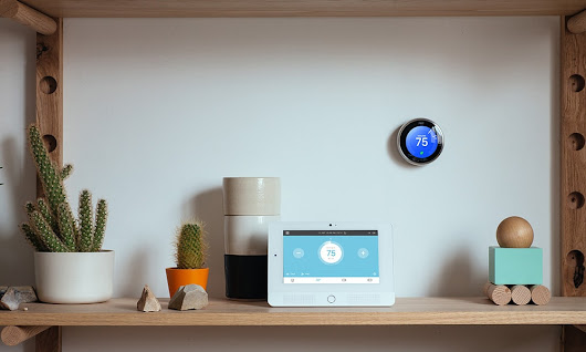 The Nest Thermostat and Vivint Smart Home Just Go Together
