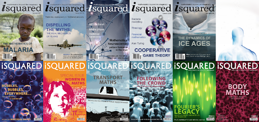 iSquared Magazine available for free download