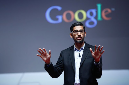 "Google will announce its MVNO in the ""coming months"": Sundar Pichai 