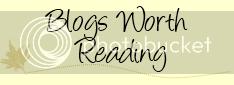 Blogs Worth Reading