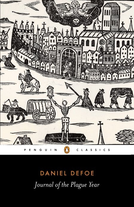 Book of the Day: Journal of the Plague Year