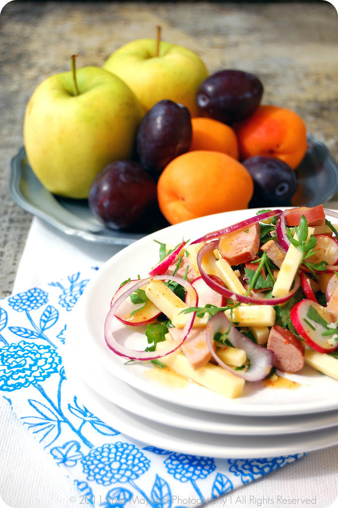Sausage Salad 1 bis
