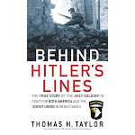 Behind Hitler's Lines: The True Story of the Only Soldier to Fight for Both America and the Soviet Union in WWII (US, Paperback / softback)