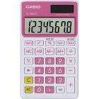 Casio SL 300VC Standard Calculator Function Pink