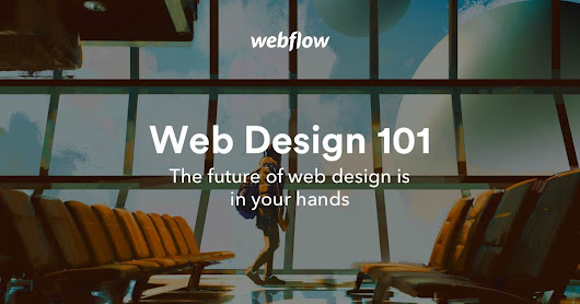 Web Design 101 | A free Webflow ebook