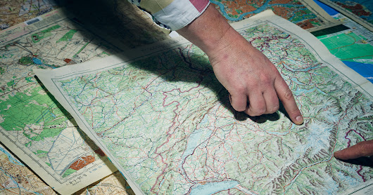 Inside the Secret World of Russia's Cold War Mapmakers | WIRED