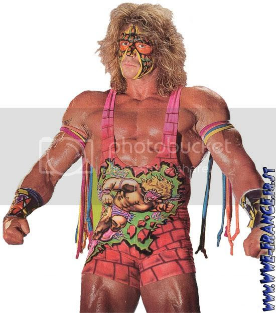 The Ultimate Warrior best gallery