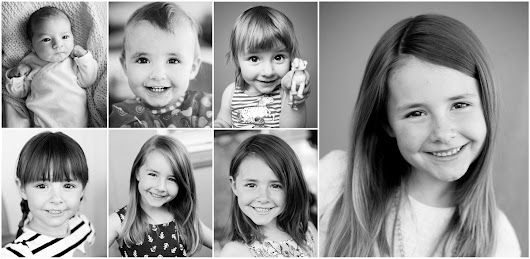 Marielle 6 years - the DuBois Storvestre family