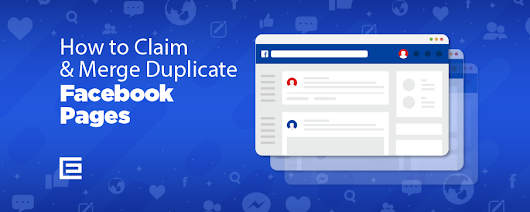 How to Claim and Merge Duplicate Facebook Pages - TheeDesign