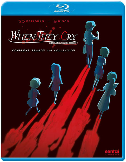 When They Cry: Complete Collection Released to Blu-ray Disc – HD Report