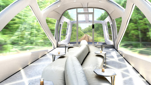 Japan's new Cruise Train is a luxury hotel on rails
